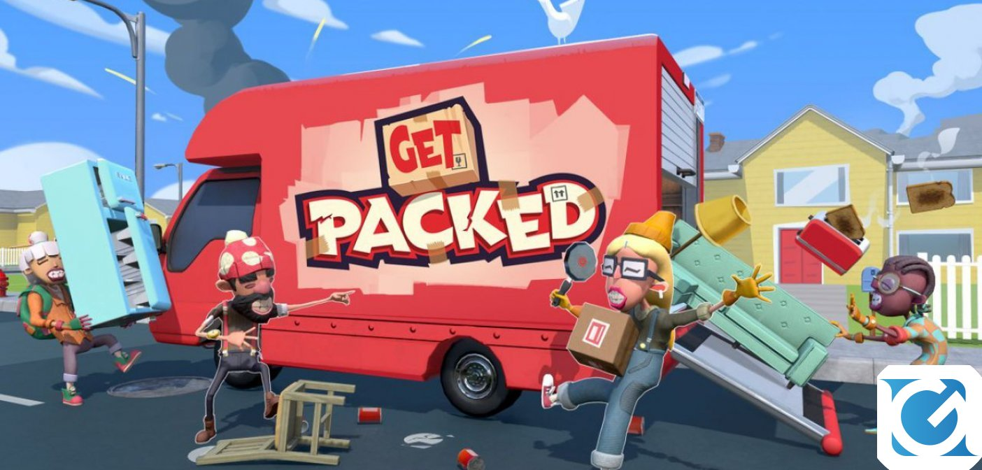 Get Packed è disponibile, prima, su Google Stadia