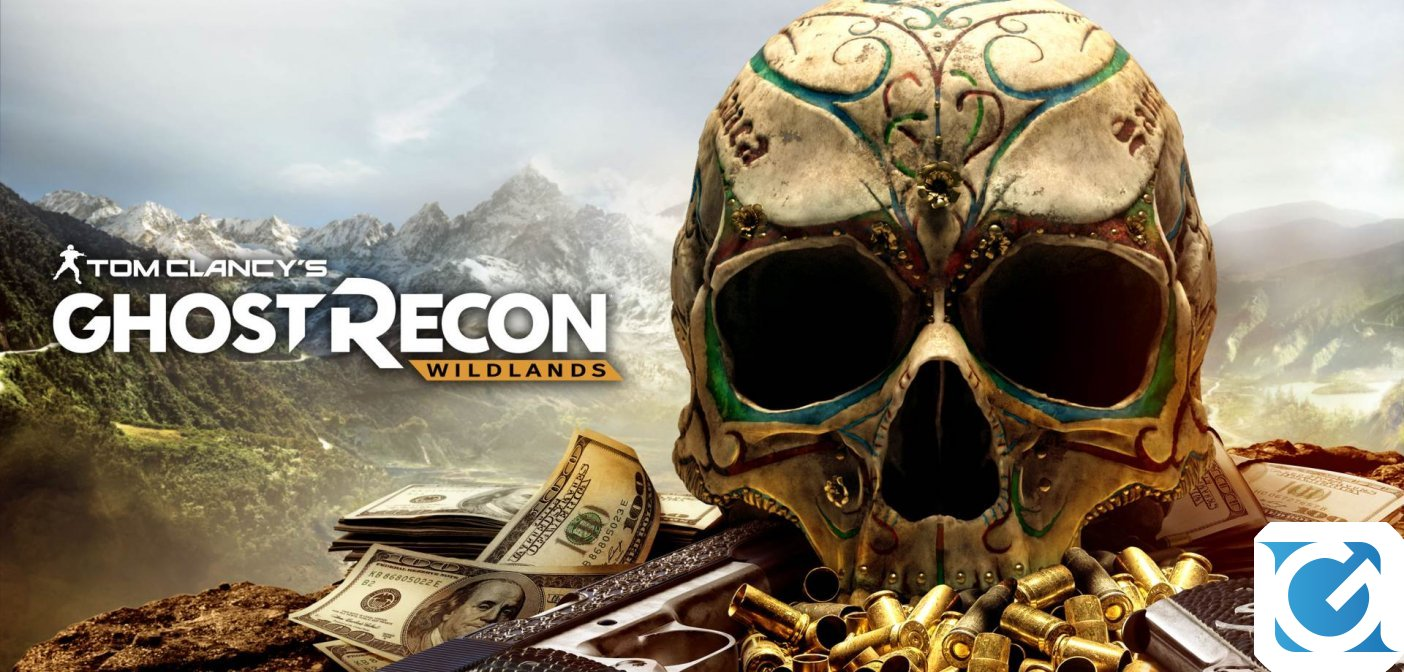 Weekend gratuito per Ghost Recon Wildlands