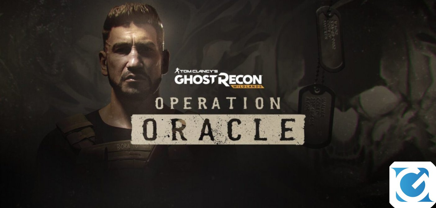 Ubisoft annuncia Operazione Oracle per Ghost Recon: Wildlands