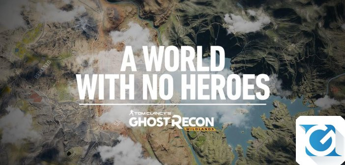 Ubisoft annuncia 'A world with no heroes', il nuovo portale dedicato a Ghost Recon Wildlands