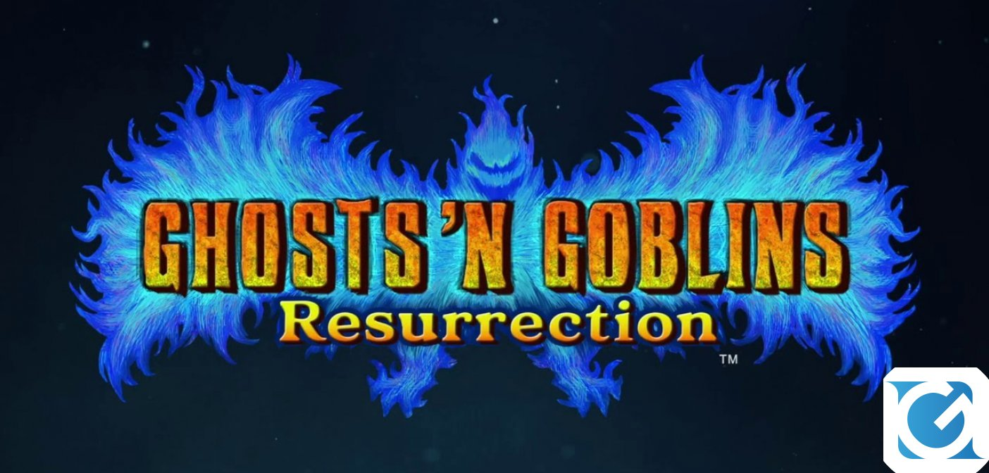 Ghosts 'n Goblins Resurrection è disponibile per Nintendo Switch