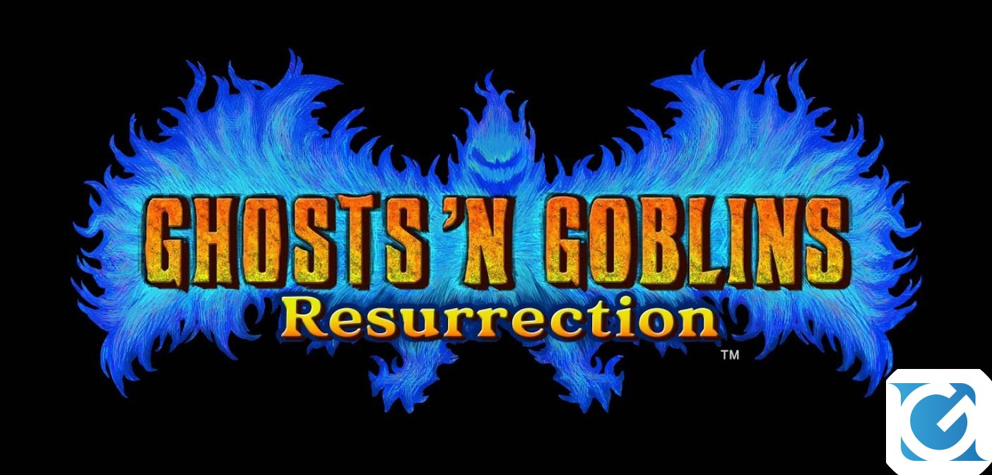 Ghosts 'n Goblins Resurrection e Capcom Arcade Stadium annunciati per Nintendo Switch