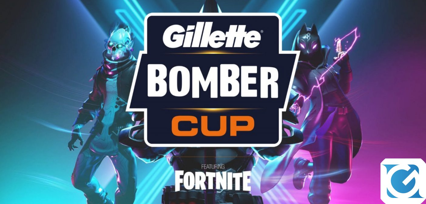 Gillette Bomber Cup e Fortnite alla Milan Games Week