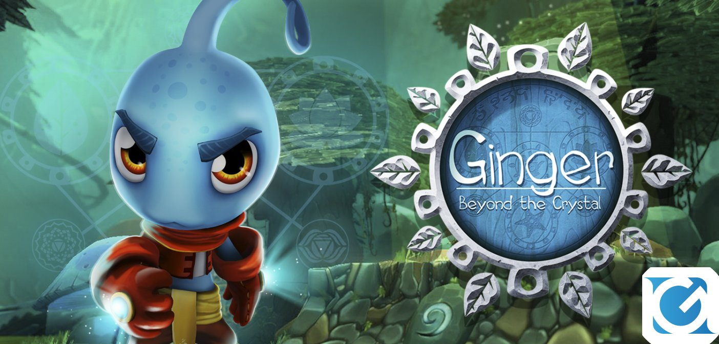 Ginger: Beyond the Crystal è disponibile in formato fisico per Nintendo Switch