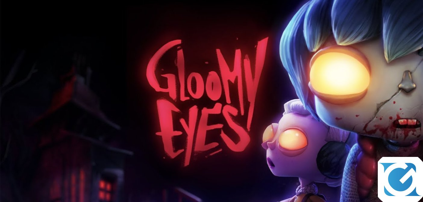 Gloomy Eyes è disponibile su Oculus Quest