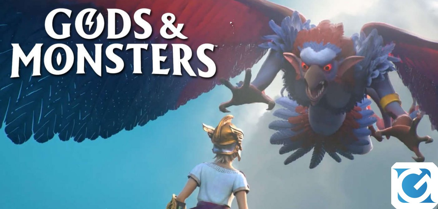 E3 2019: Ubisoft annuncia Gods And Monsters