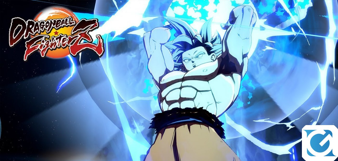 Goku Ultra Instinct si unisce al roster di DRAGON BALL FIGHTERZ dal 22 maggio