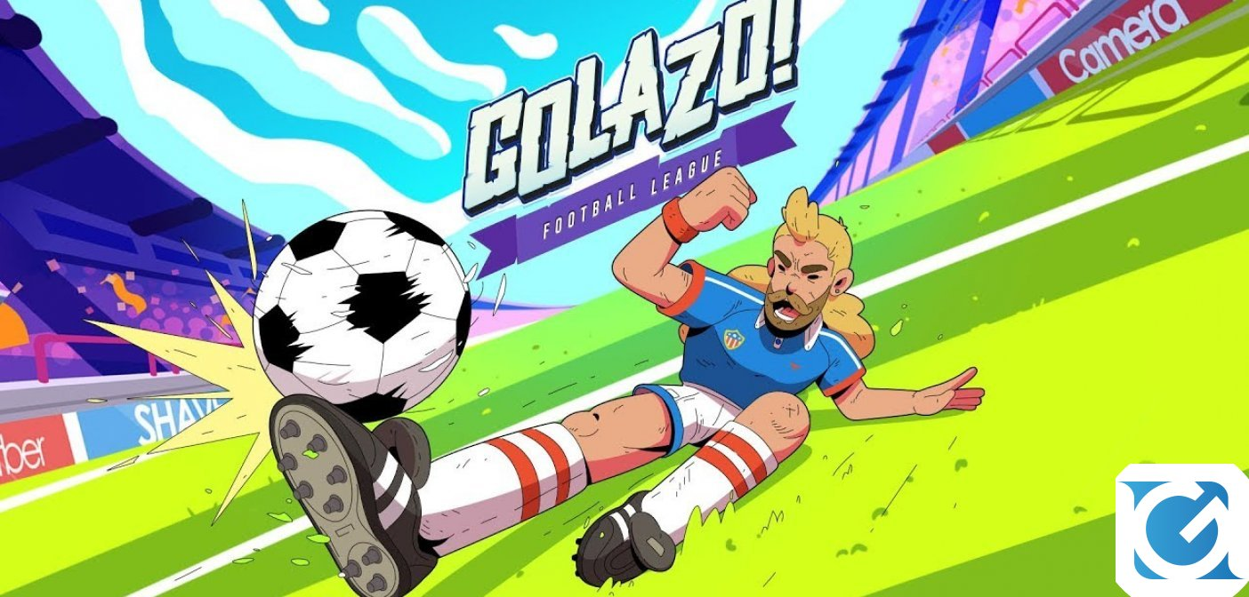 Golazo è disponibile per Nintendo Switch