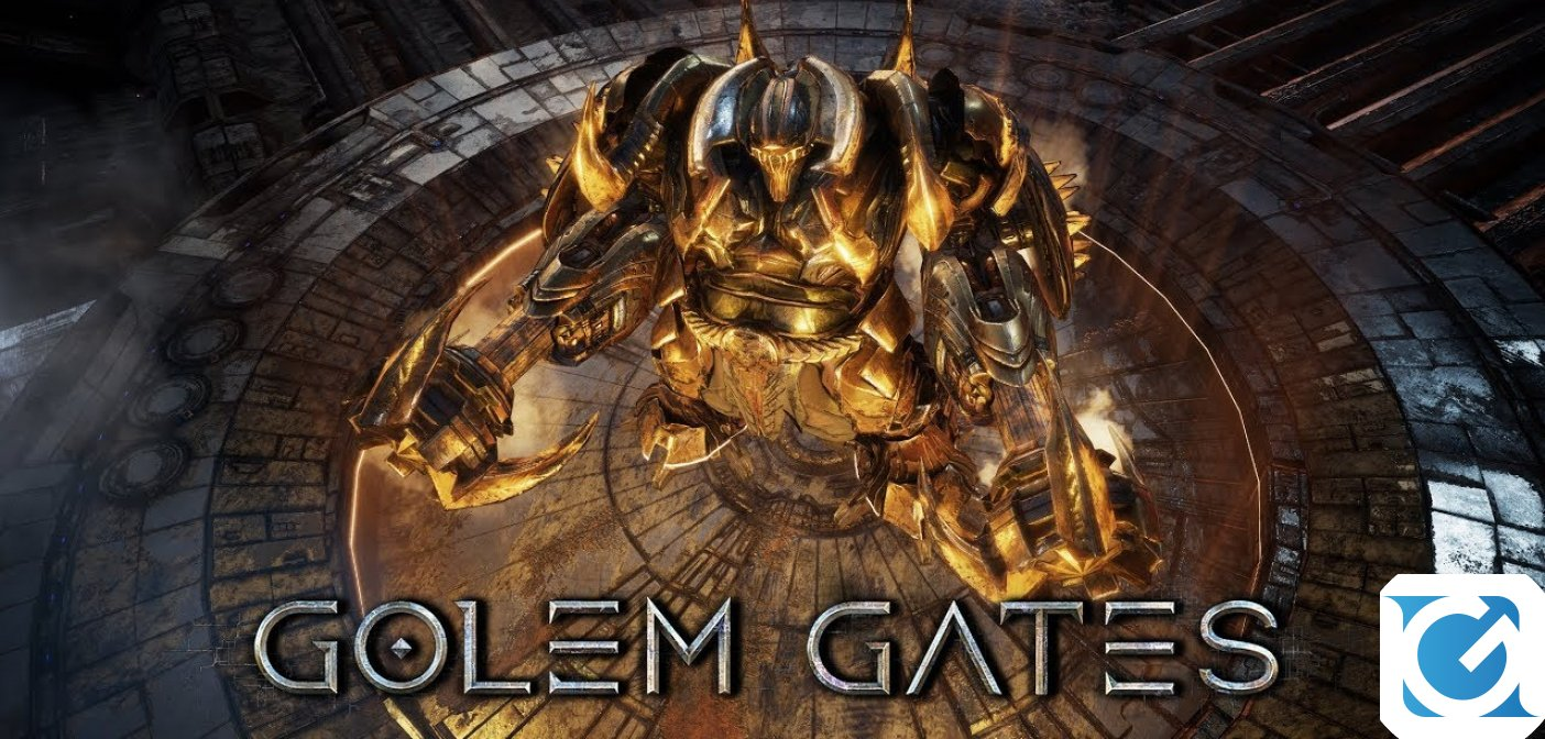 Golem Gates sarà disponibile da aprile per Xbox One, PS4 e Nintendo Switch