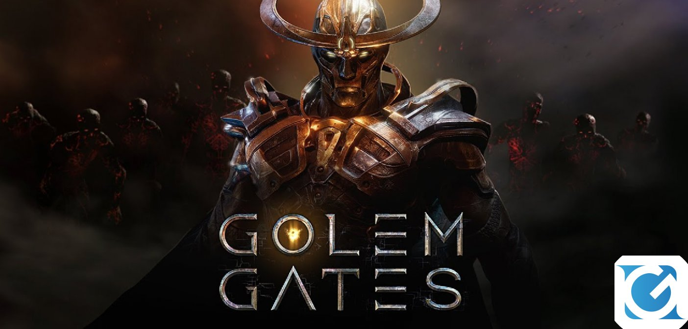 Golem Gates è disponibile su PlayStation 4, Xbox One e Nintendo Switch
