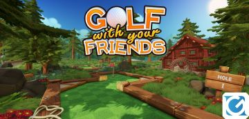 Recensione Golf With Your Friends per Nintendo Switch - Il mini golf come non l'avete mai visto