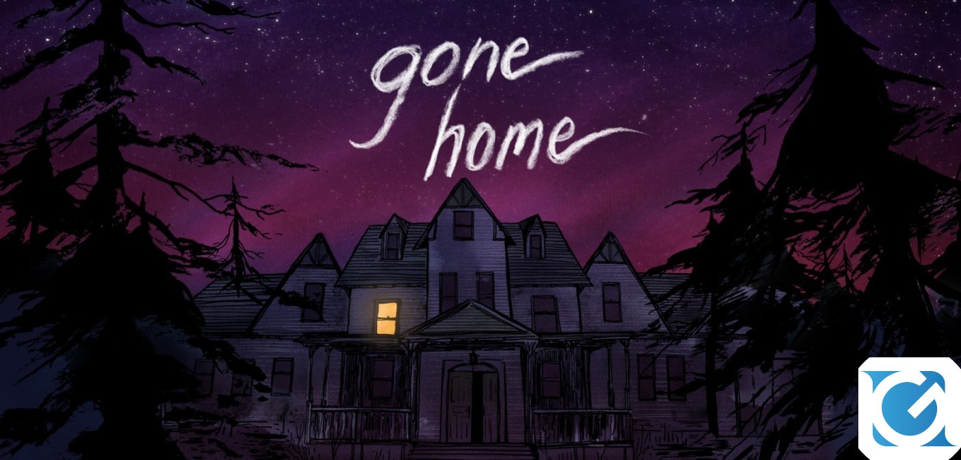 Gone Home arriva su Nintendo Switch