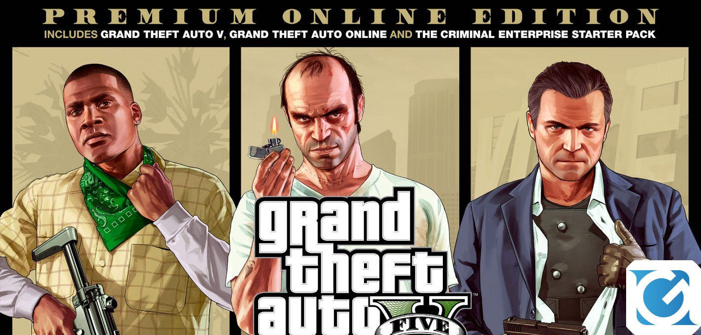 Grand Theft Auto V (GTA 5) è disponibile gratuitamente su Epic Games Store