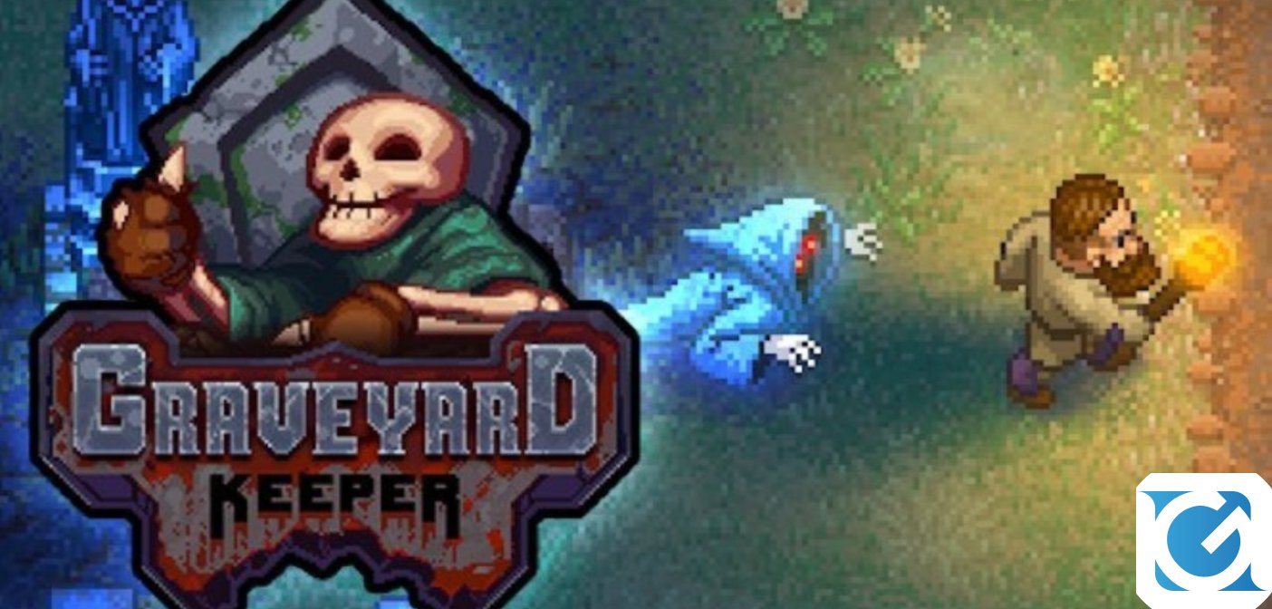 Il DLC Breaking Dead per Graveyard Keeper è disponibile gratuitamente su Steam