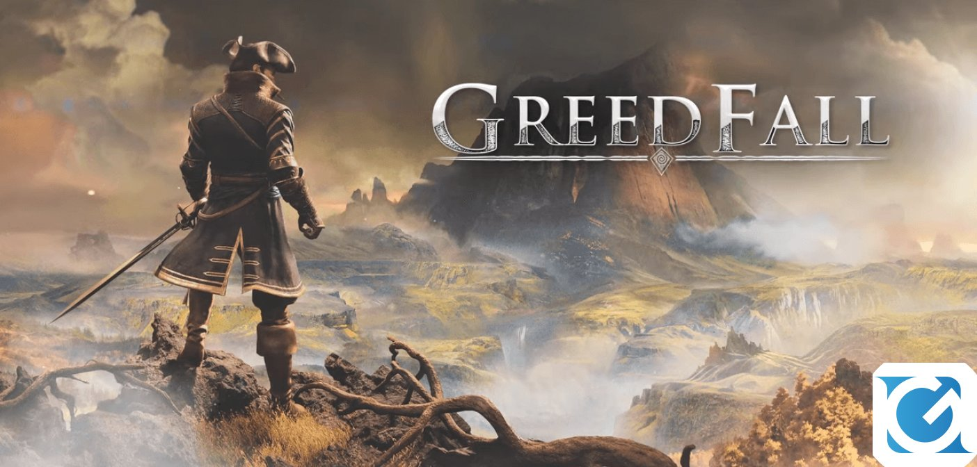 GreedFall è disponibile su PS4, Xbox One e PC
