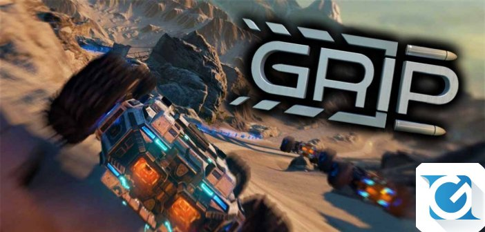 Grip e' in arrivo per Playstation 4, XBOX One, PC e Nintendo Switch: Nuovo video