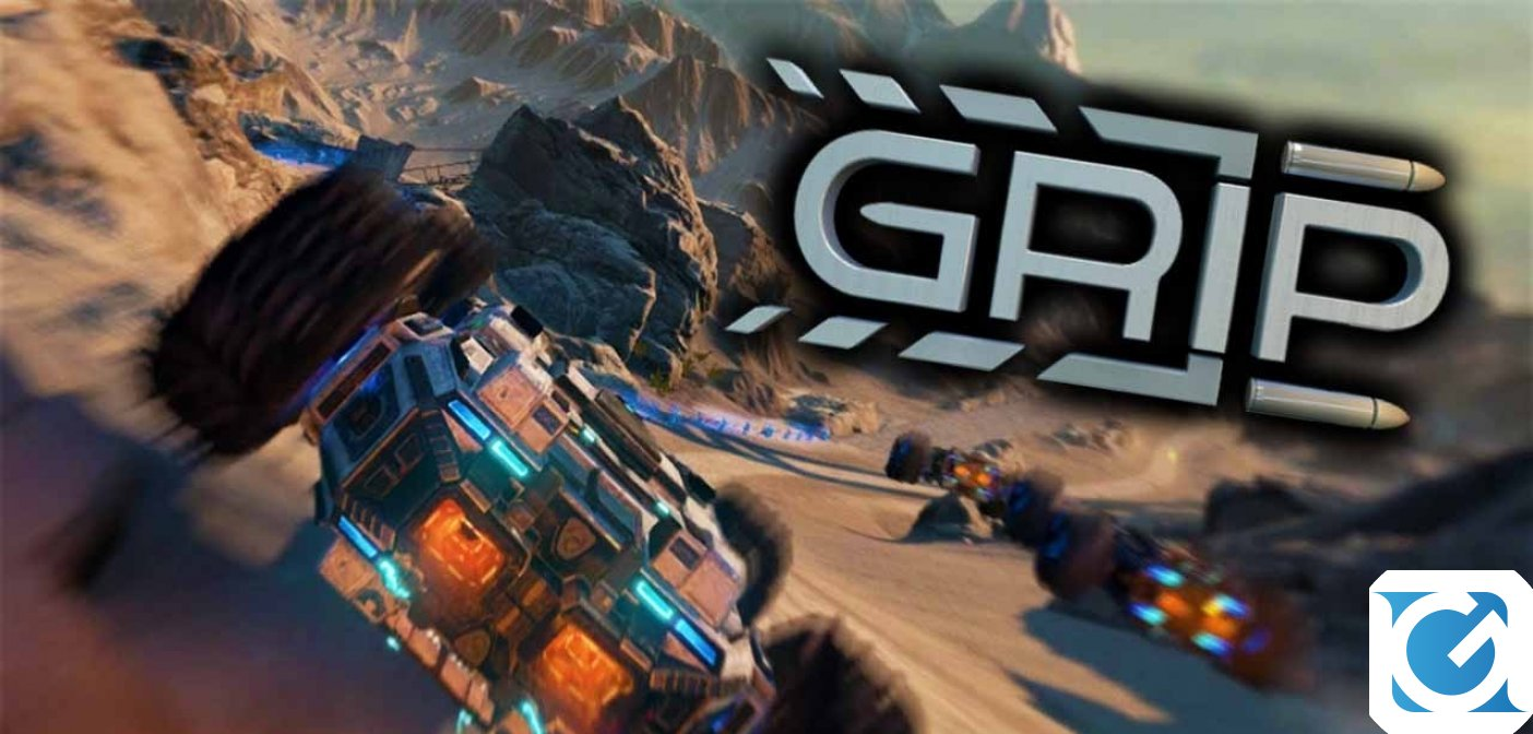 GRIP: Combat Racing: annunciata la collector's edition