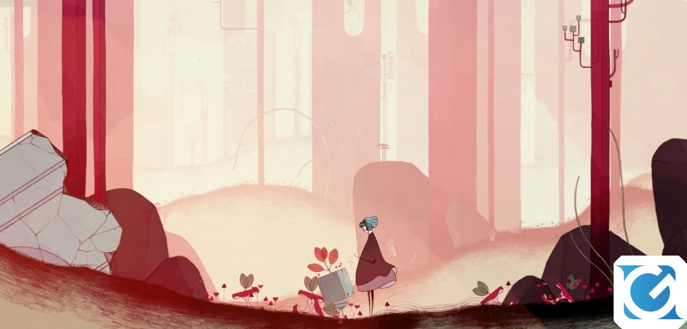 GRIS  arrriva a dicembre su PC e Switch