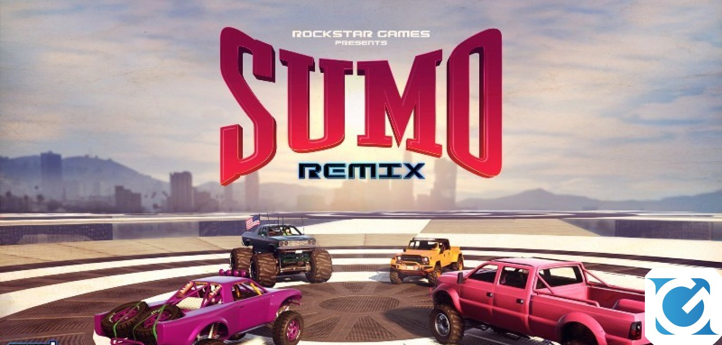 GTA Online: Sumo (Remix) ora disponibile