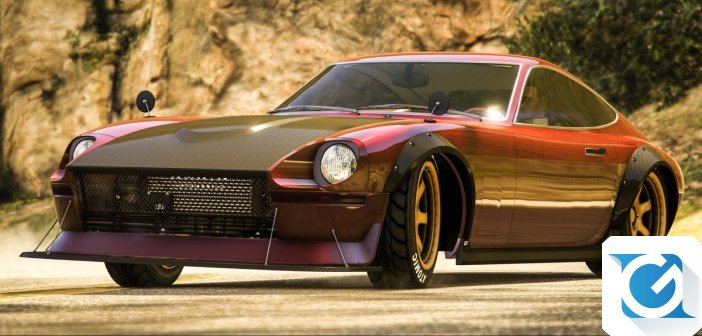GTA Online: Karin 190z ora disponibile