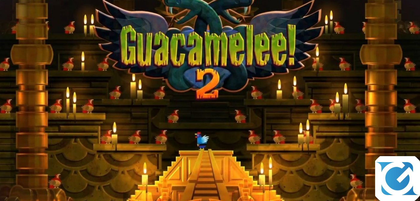 Drinkbox Studios lancia Guacamelee! 2 su PlayStation 4 e Steam