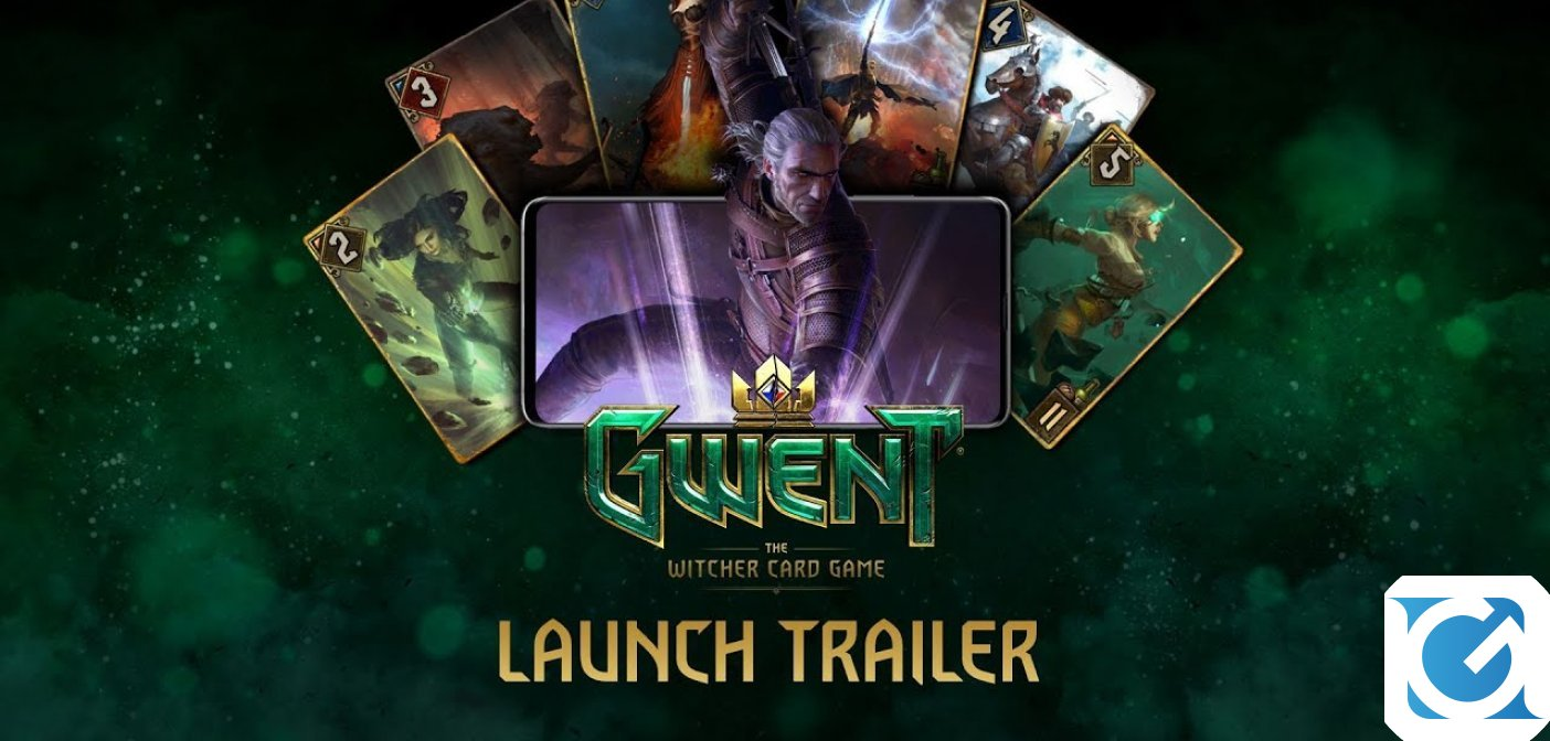 GWENT è disponibile, finalmente, anche su dispositivi Android