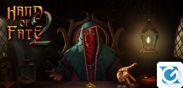 Hand of Fate 2 e' disponibile per Nintendo Switch