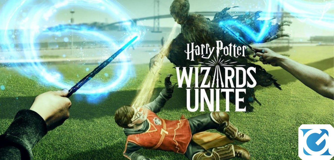 Nuovo video per Harry Potter: Wizards Unite, Calling All Wizards