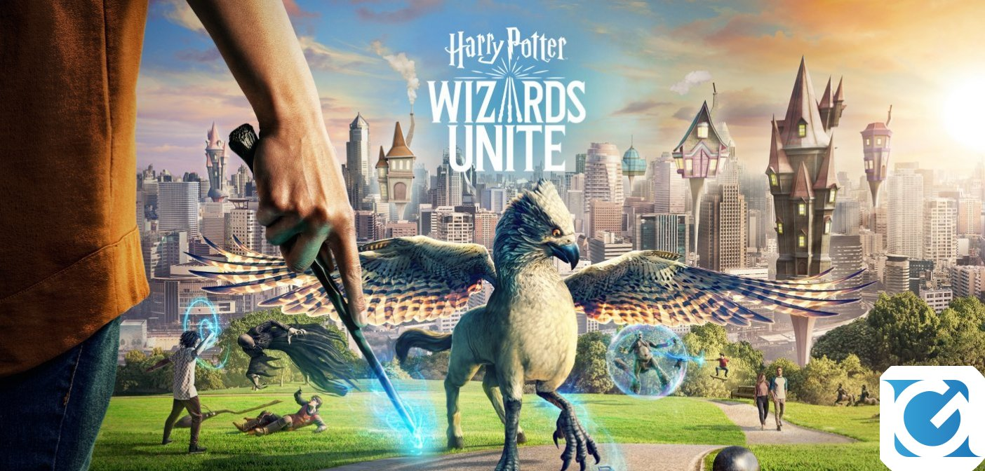 Domani è il community day di Harry Potter: Wizards Unite