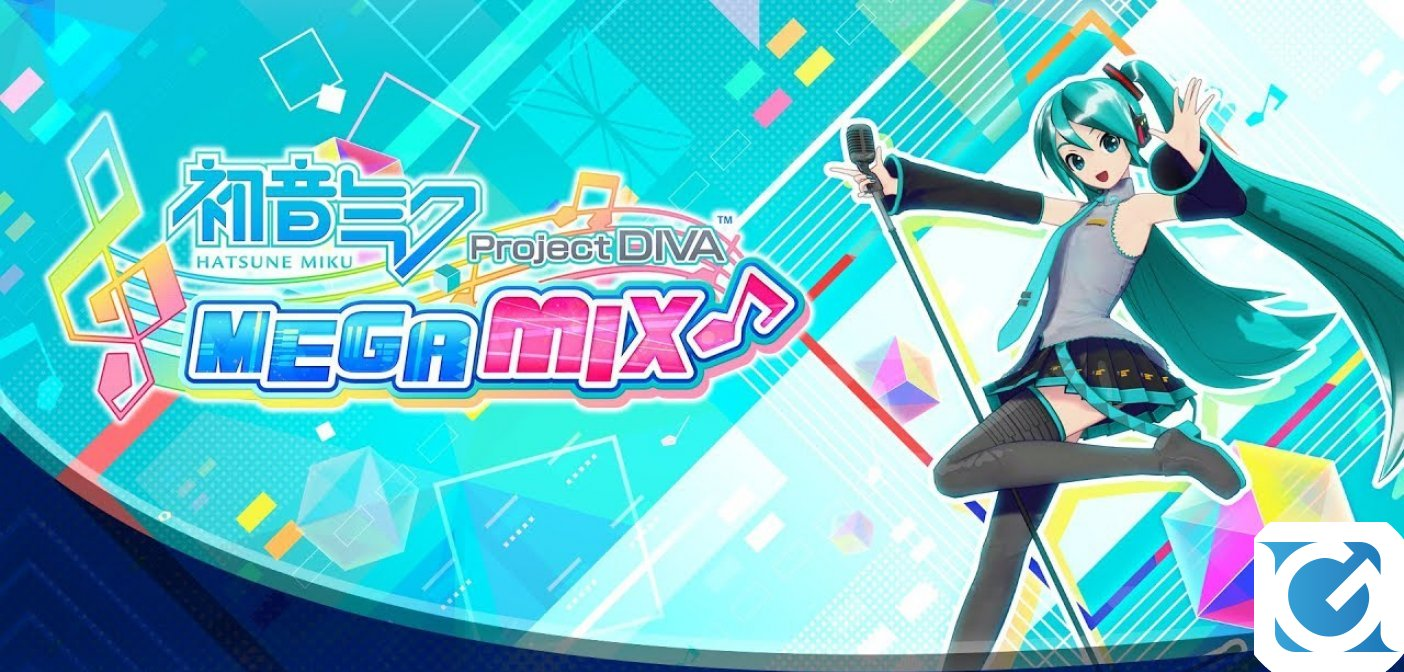 Hatsune Miku: Project DIVA Mega Mix arriva in Occidente su Nintendo Switch nel 2020