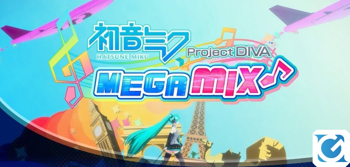 Hatsune Miku: Project DIVA Mega Mix ha una data d'uscita su Switch