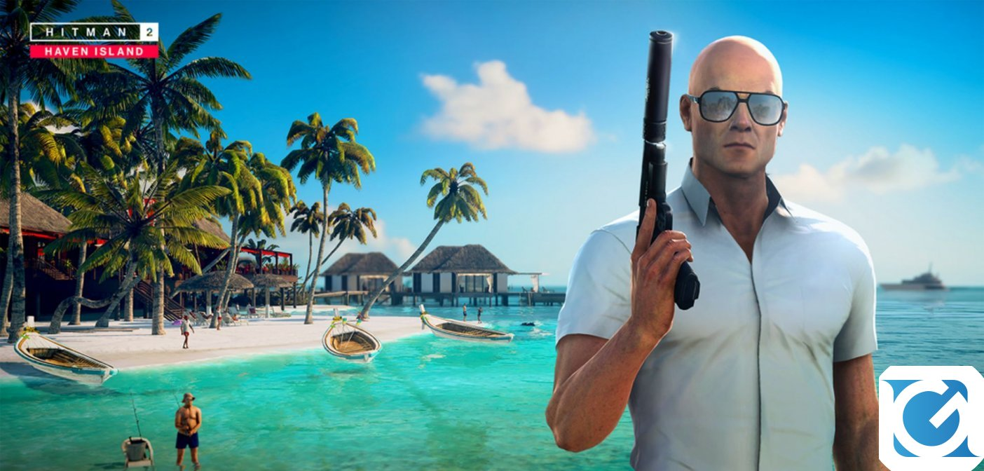 Haven Island è disponibile per HITMAN 2
