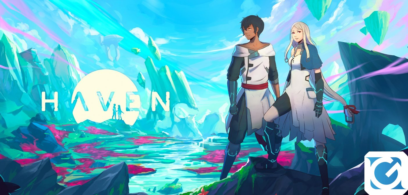 Recensione Haven per XBOX ONE - Storia di un amore intergalattico