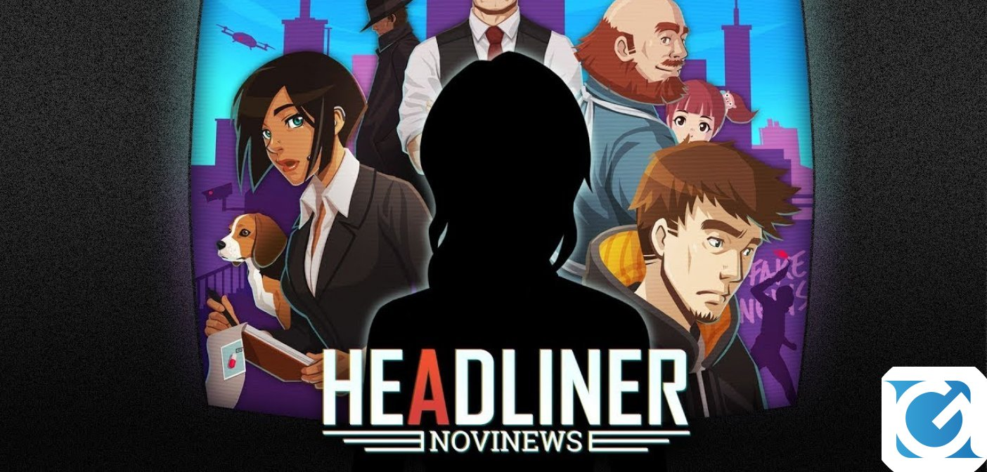 Headliner: NoviNews arriva su Switch questa estate
