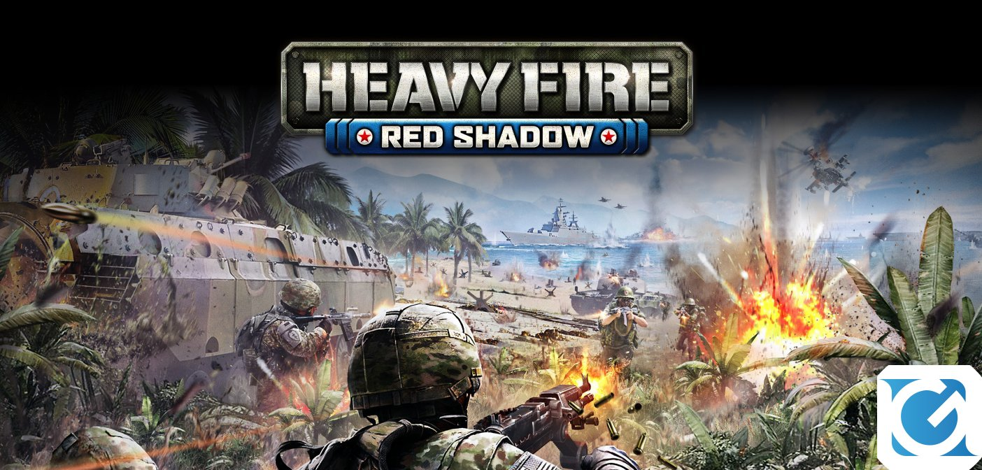 Heavy Fire: Red Shadow è disponibile