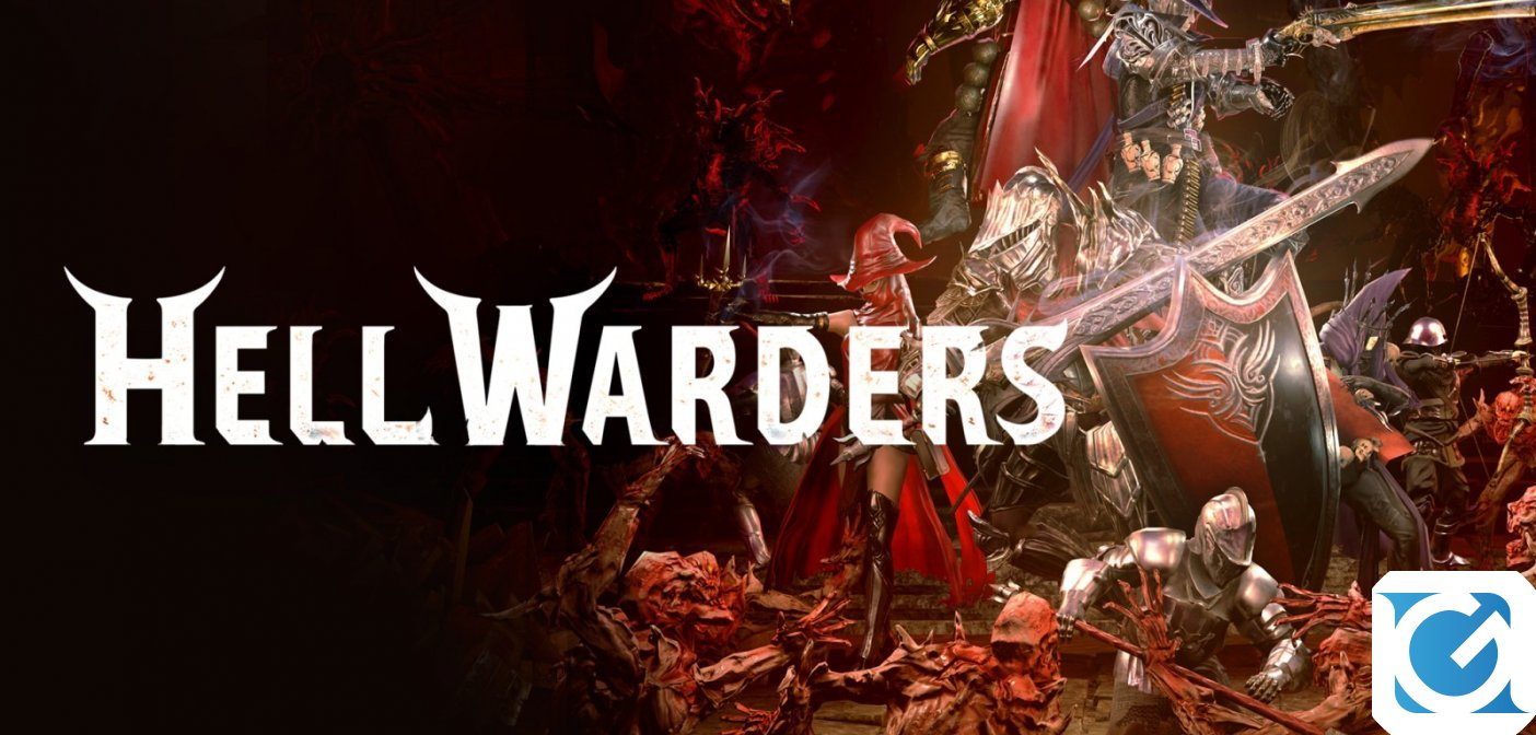 Hell Warders è disponibile per PS4, PC e Switch