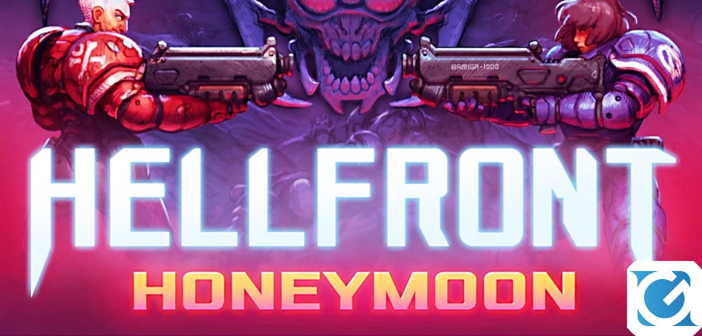 HELLFRONT: HONEYMOON arriva su XBOX One, Playstation 4 e PC il 30 novembre