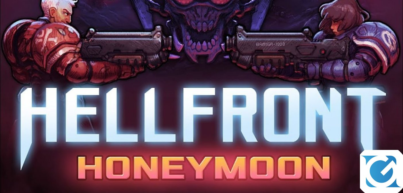 Un torneo per HELLFRONT: HONEYMOON al Dreamhack Winter 2018