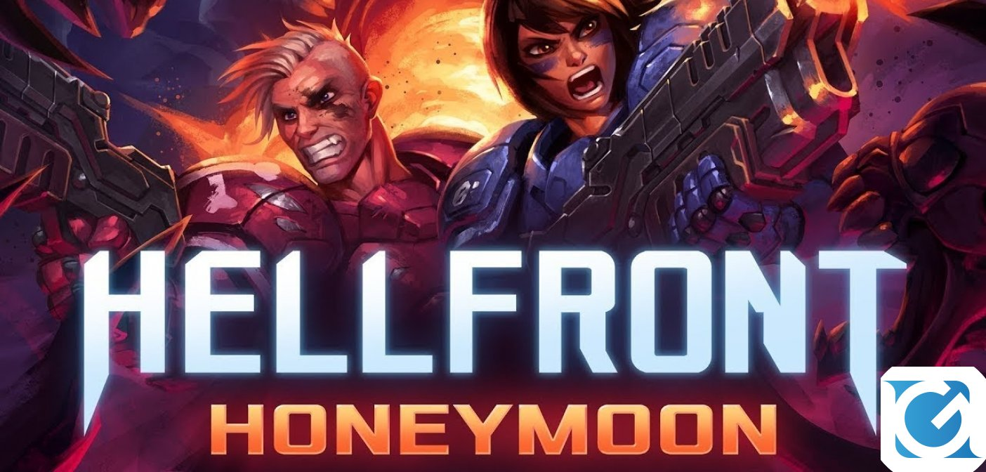 Recensione Hellfront: Honeymoon - Strategia in salsa twin-stick shooter