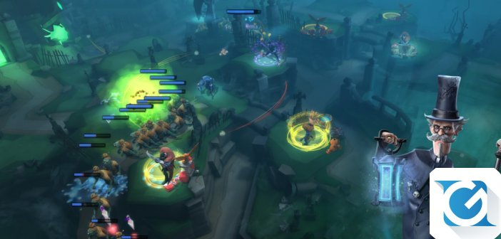 Hero Defense arriva quest'anno su Playstation 4 e XBOX One