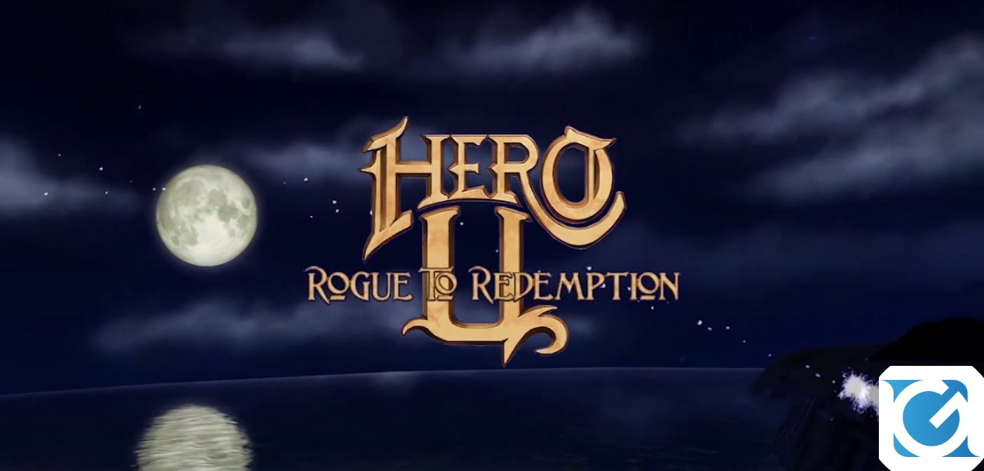 Hero-U: Rogue to Redemption arriva su Switch a febbraio