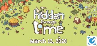 Hidden Through Time arriva su PC e console a marzo!