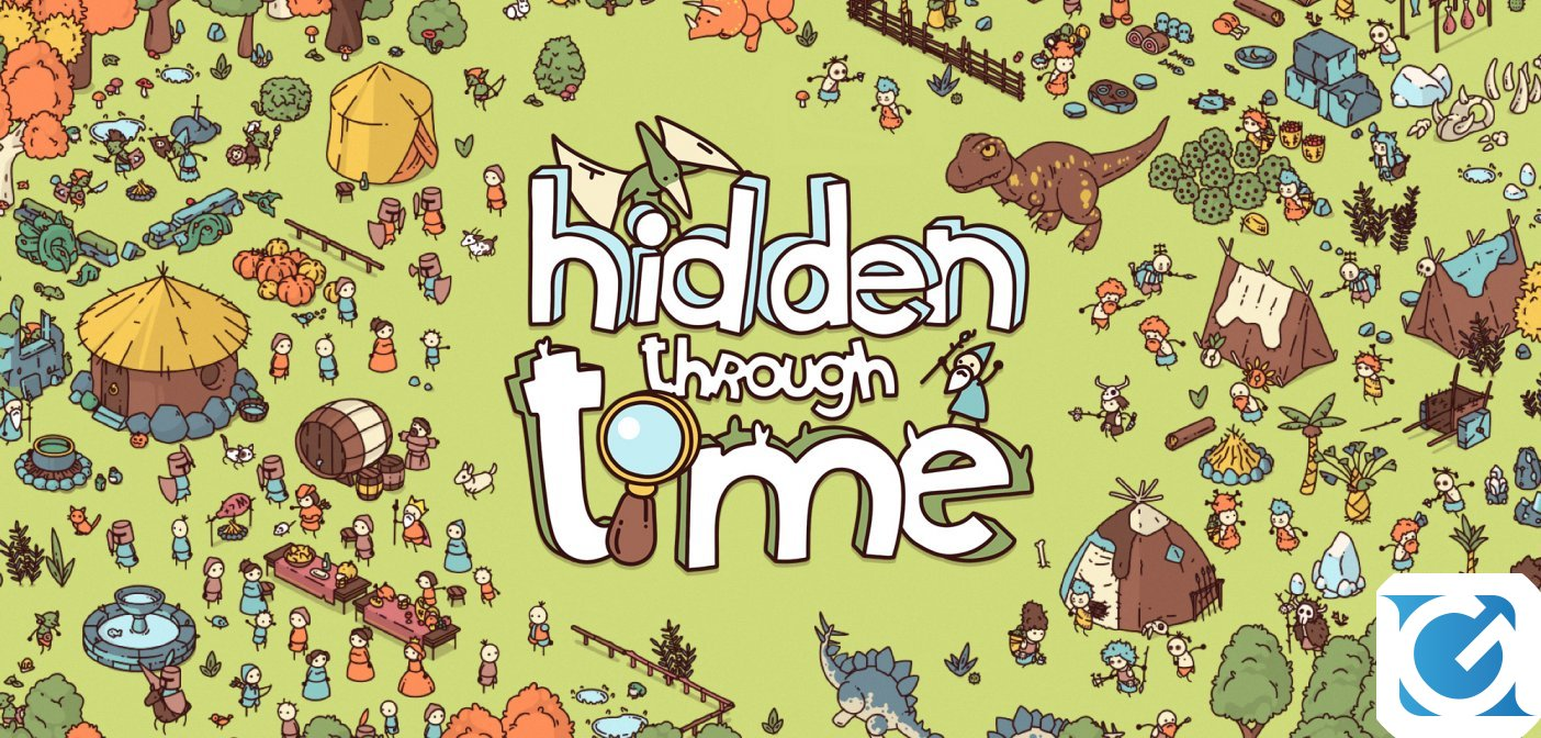 Recensione Hidden Through Time - Chi cerca trova attraverso la storia!
