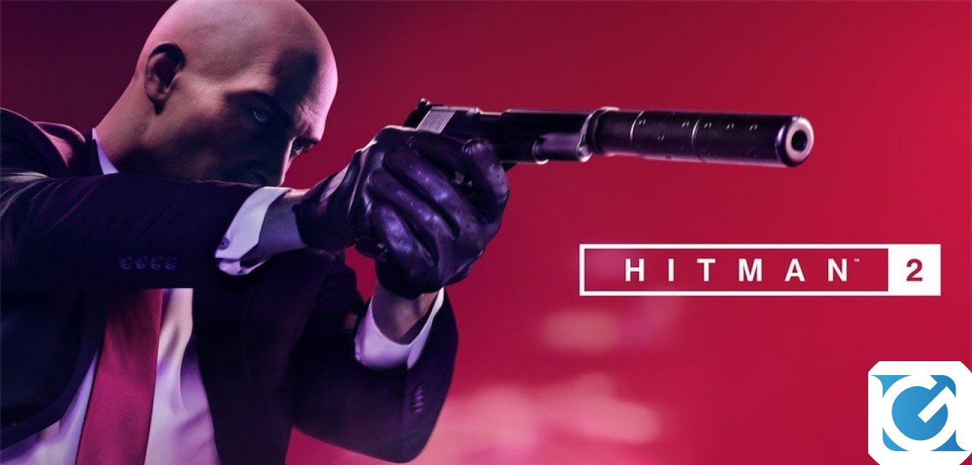 HITMAN 2 è disponibile