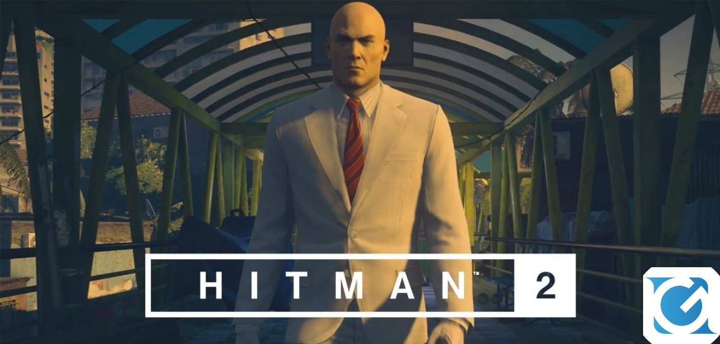 Nuovo trailer per Hitman 2: The World Is Yours