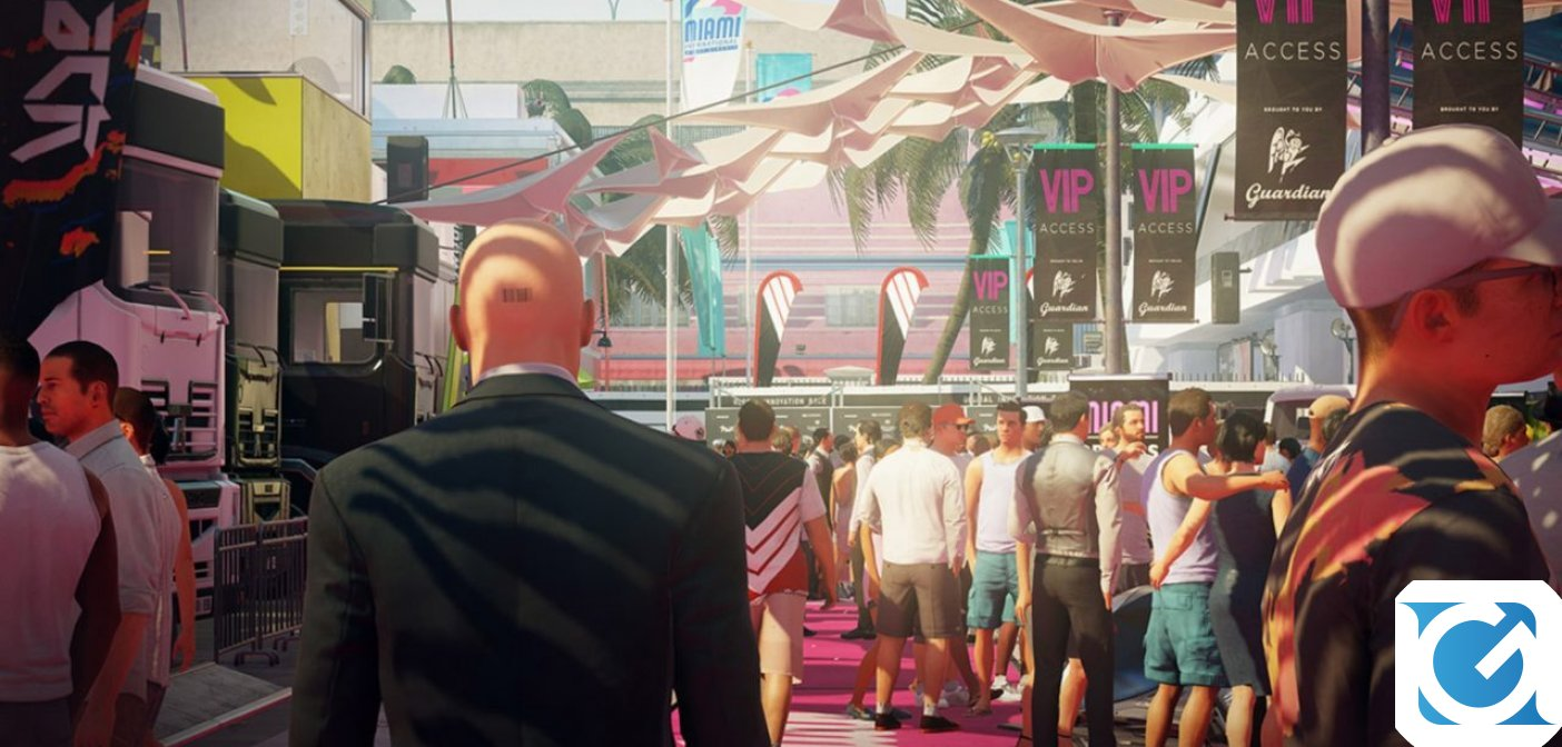 HITMAN 2: disponibile gratuitamente lo Starter Pack