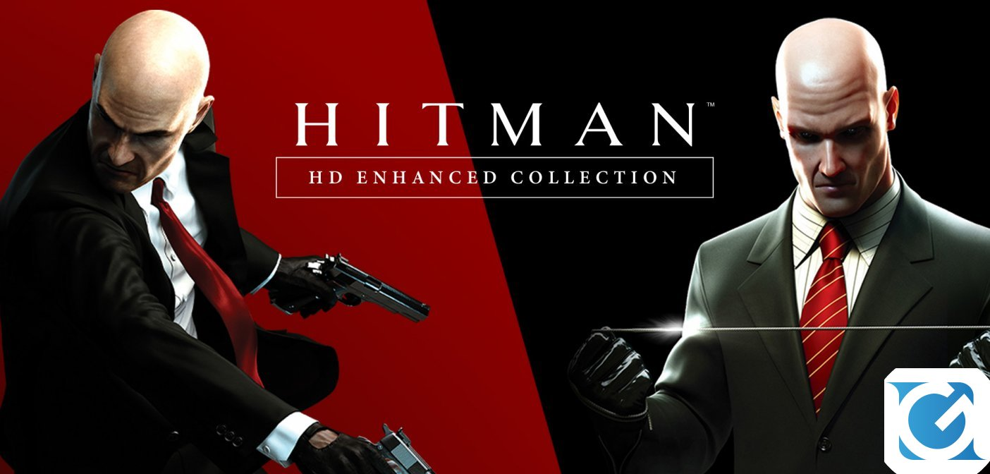 Hitman HD Enhanced Collection arriva l'11 gennaio