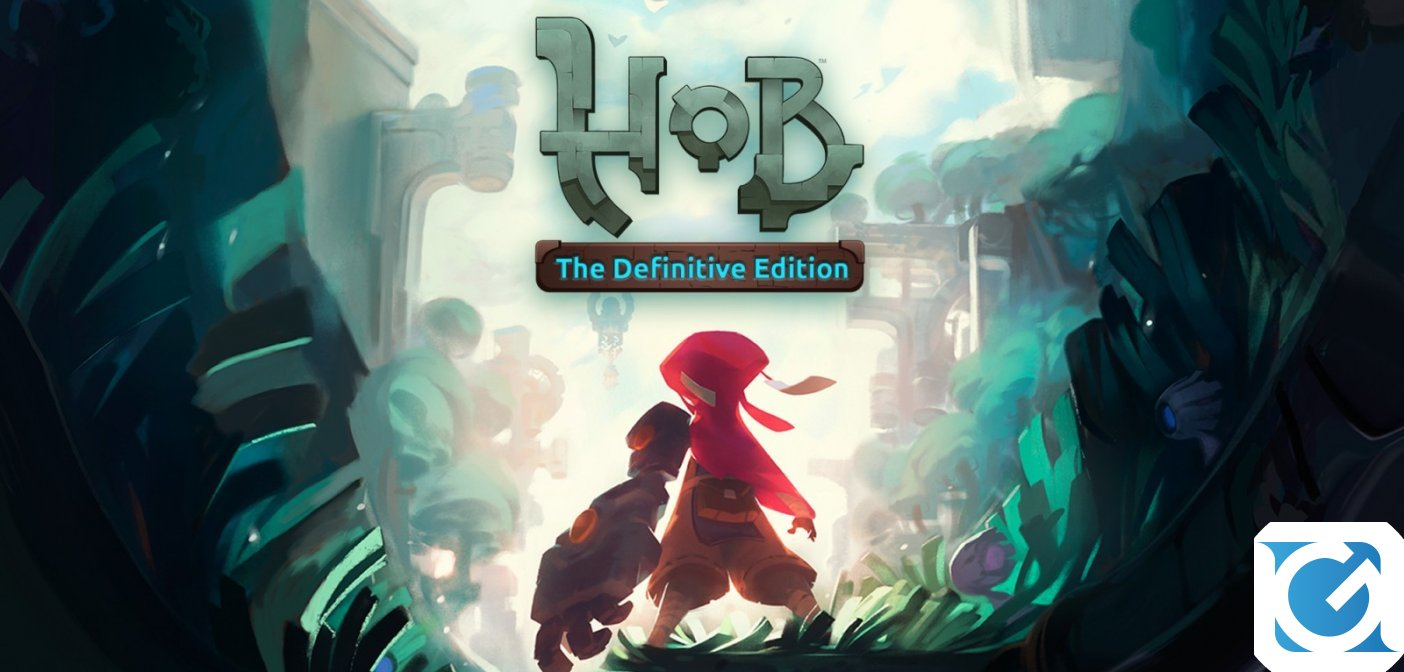 Hob è disponibile gratuitamente su Epic Games Store