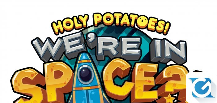 Holy Potatoes! We're in Space?! e' disponibile