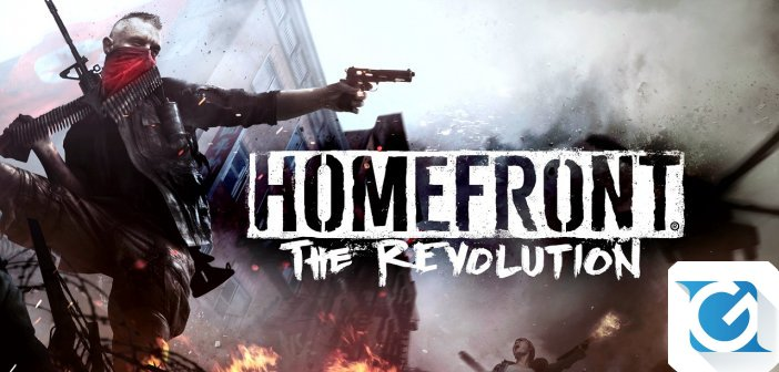 Arriva Beyond the Walls, l'aggiornamento primaverile per Homefront The Revolution